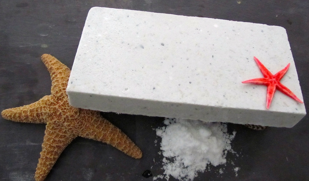 SEA SALT BRICK / BLOCK