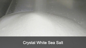 Oriel Sea salt Crystal White Salt